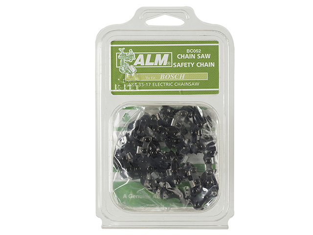 ALM Manufacturing BC052 Chainsaw Chain 3/8in x 52 Links 1.1mm 35cm Bars ALMBC052
