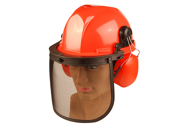 ALM Manufacturing CH011 Chainsaw Safety Helmet ALMCH011