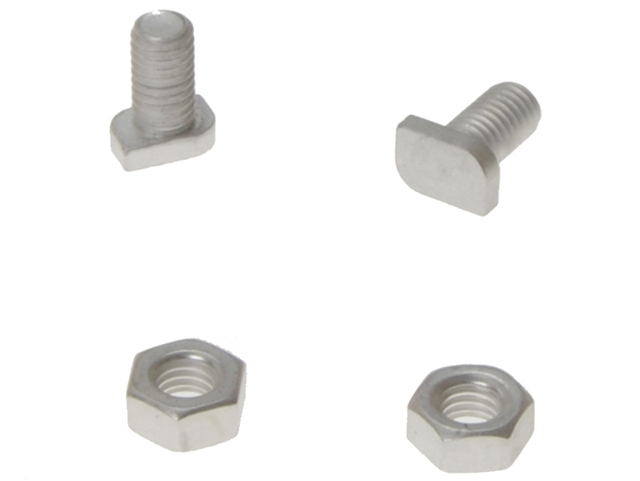 ALM Manufacturing GH003 Cropped Glaze Bolts & Nuts Pack of 20 ALMGH003