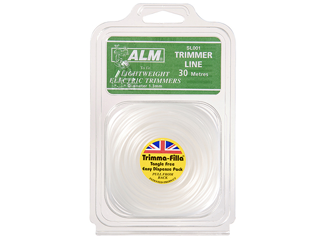 ALM Manufacturing SL001 Light-Duty Trimmer Line 1.3mm x 30m ALMSL001