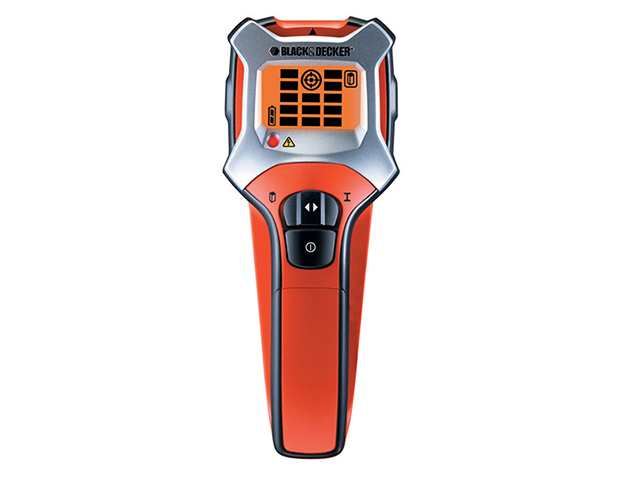 Black & Decker BDS303 Automatic 3 in 1 Stud  Metal & Live Wire Detector B/DBDS303XJ