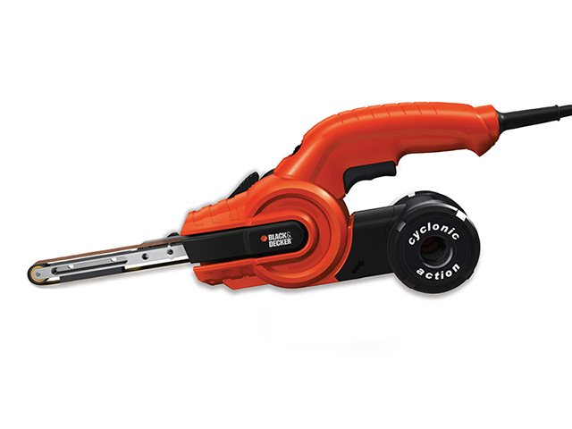 Black & Decker KA900E Powerfile<sup>(TM)</sup> Belt Sander 350W 240V B/DKA900E
