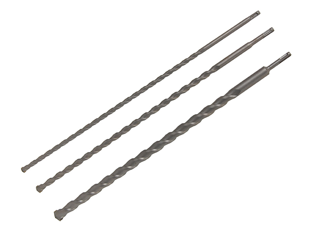 BlueSpot Tools SDS Bit Set of 3 600mm B/S20008