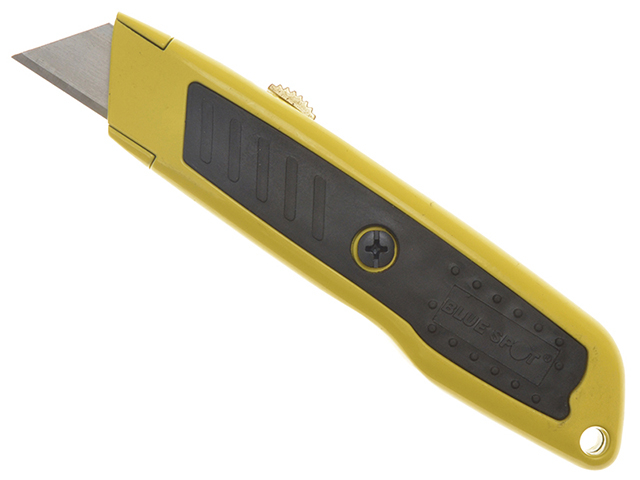 BlueSpot Tools Trimming Knife Soft-Grip B/S29158