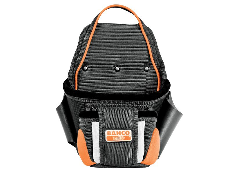 Bahco 4750-2PP-1 Two Pocket Fixings Pouch BAH2PP
