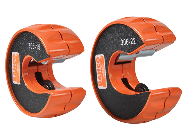 Bahco 306 Pipe Slice Twin Pack 15mm & 22mm BAH306PACK