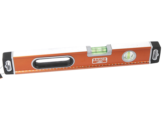 Bahco 466-400 Box Spirit Level 40cm BAH466400