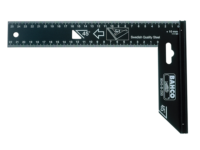 Bahco 9045-B-250 Try Square 250mm (10in) BAH9045B250