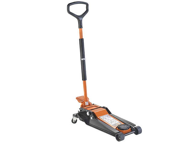 Bahco BH13000 Extra Compact Trolley Jack 3T BAHBH13000