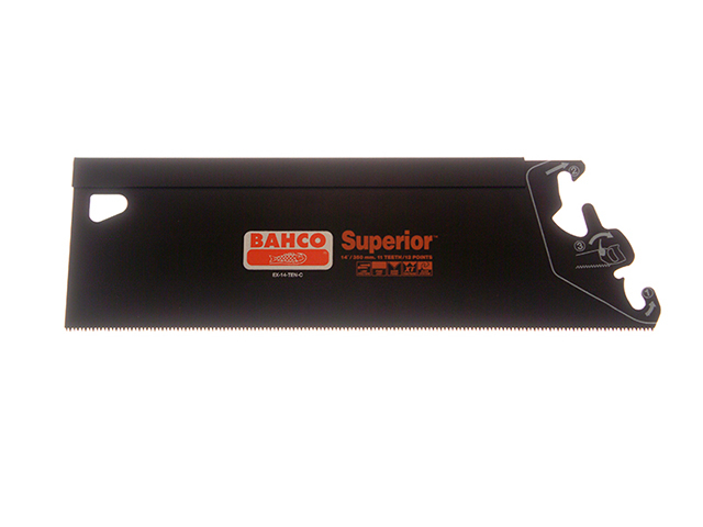 Bahco ERGO<sup>(TM)</sup> Handsaw System Superior Blade 350mm (14in) Tenon BAHEX14TEN