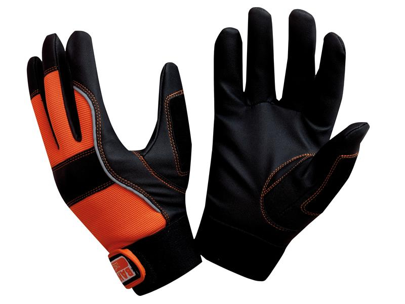 Bahco Production Soft Grip Gloves - Medium (Size 8) BAHGL0088