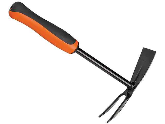 Bahco P267 Small Hand Garden 2 Point Hoe BAHP267