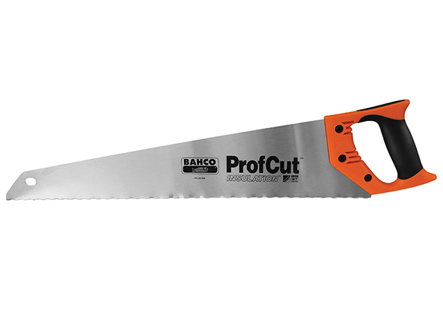 Bahco ProfCut Insulation Saw with New Waved Toothing 550mm (22in) 7tpi BAHPC22INS