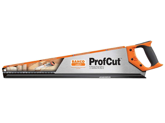 Bahco PC-24-TIM Timber ProfCut Handsaw 600mm (24in) 3.5tpi BAHPC24TIM