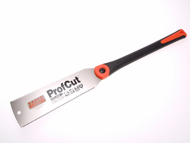 Bahco PC-9-9/17-PS ProfCut Double Sided Pull Saw 240mm (9.1/2in) 8.5 & 17tpi BAHPC9
