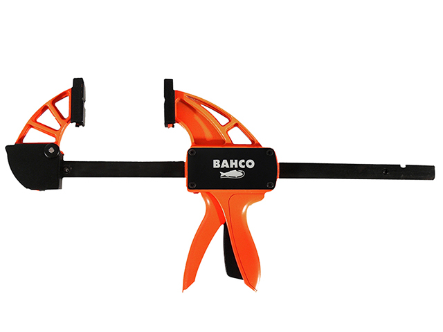 Bahco QCG-300 Good Clamp 300mm (12in) (CF 125kg) BAHQCG300