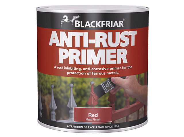 Blackfriar Anti-Rust Primer Quick Drying 1 Litre BKFARP1L