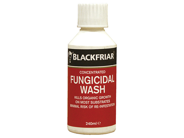 Blackfriar Concentrated Fungicidal Wash 240ml BKFFW240