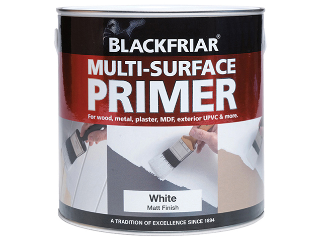 Blackfriar Multi Surface Primer 1 Litre BKFMSP1L