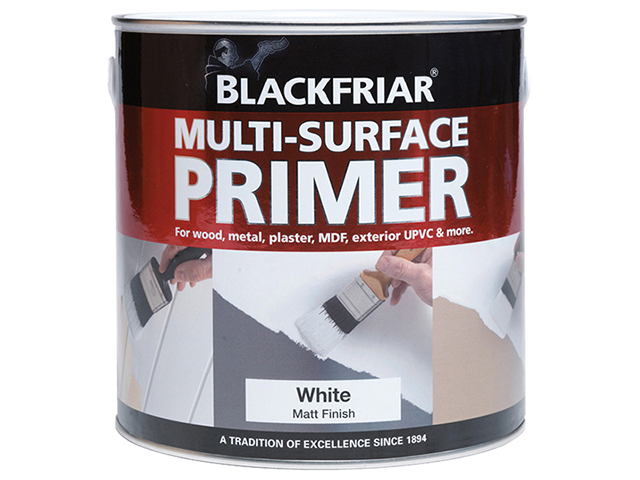 Blackfriar Multi Surface Primer 500ml BKFMSP500