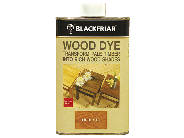 Blackfriar Wood Dye Medium Oak 250ml BKFWDMO250