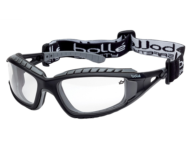 Bolle Safety TRACKER Safety Goggles Vented Clear BOLTRACPSI