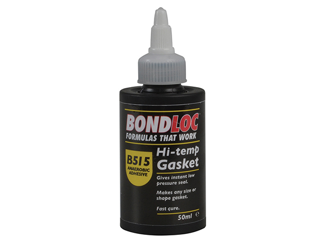 Bondloc B515 Flexible Gasket Sealant 65ml BONB51550