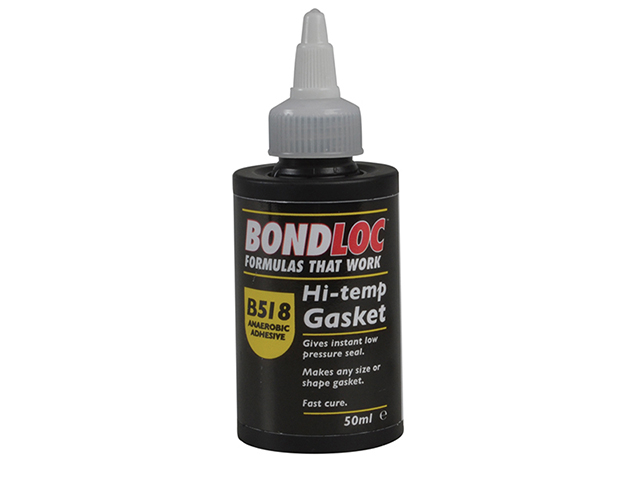 Bondloc B518 Flexible Gasket Sealant 50ml BONB51850