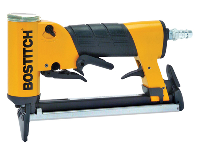 Bostitch 21684B-E Pneumatic Wide Crown Stapler 84 Series BOS21684BE