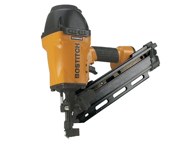 Bostitch F33 PTSM Pneumatic 33° Paper Tape Framing Nailer BOSF33PTSME