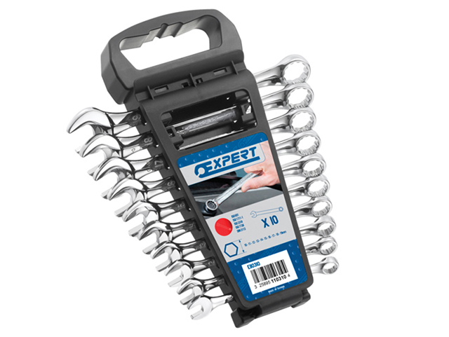 Expert Combination Wrench Set, 10 Piece BRIE110310B
