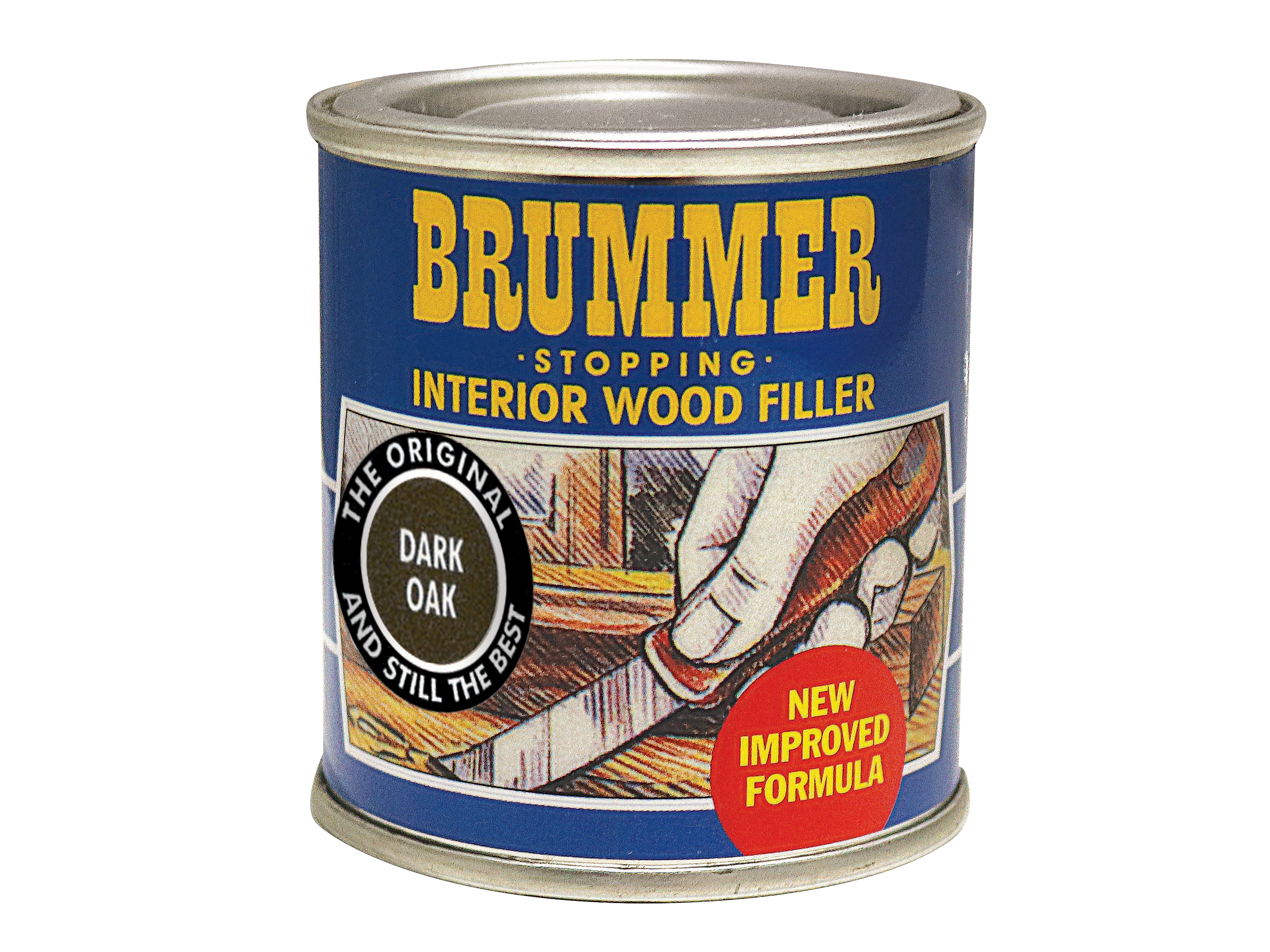 BRUMMER INTERIOR DARK OAK 250G