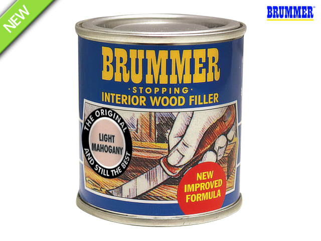 BRUMMER INTERIOR LIGHT MAHOGANY 250G