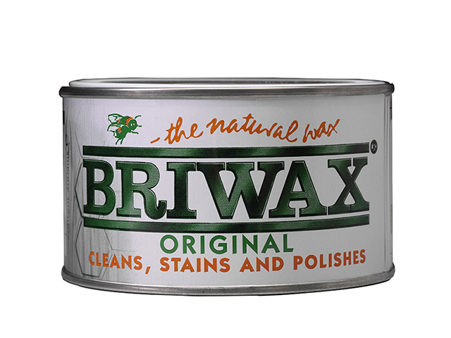 Wax Polish Medium Brown 400g