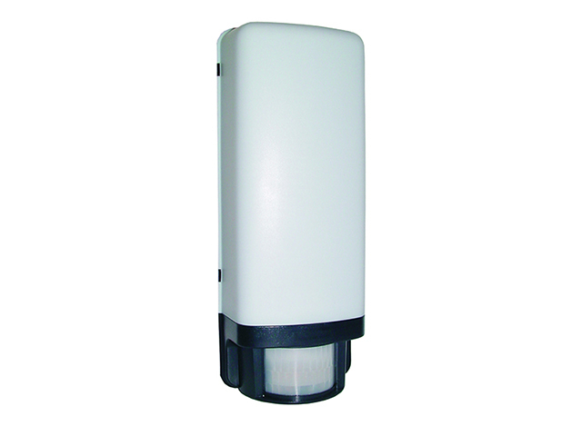 Byron ES88 Security Light with PIR Black BYRES88