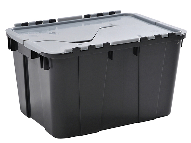 Curver 2214 Shatterproof Tuff Crate 55 Litre CTO2214