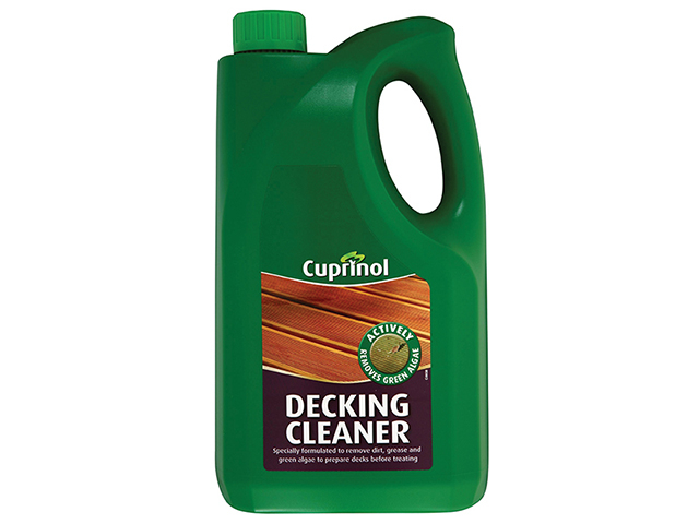 Cuprinol Decking Cleaner 2.5 Litre CUPDC25L