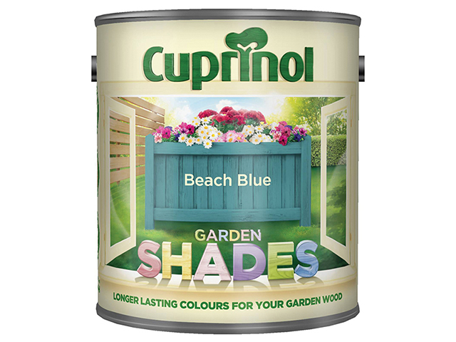Garden Shades Beach Blue 1 litre