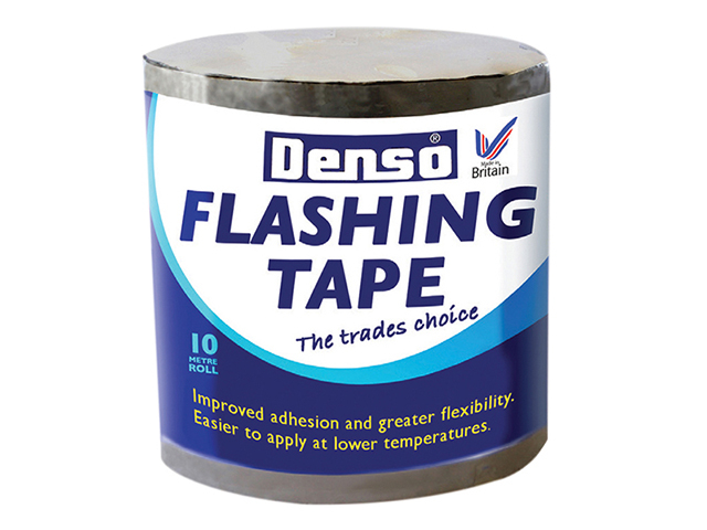 Denso Flashing Tape Grey 100mm x 10m Roll DENFTG100MM