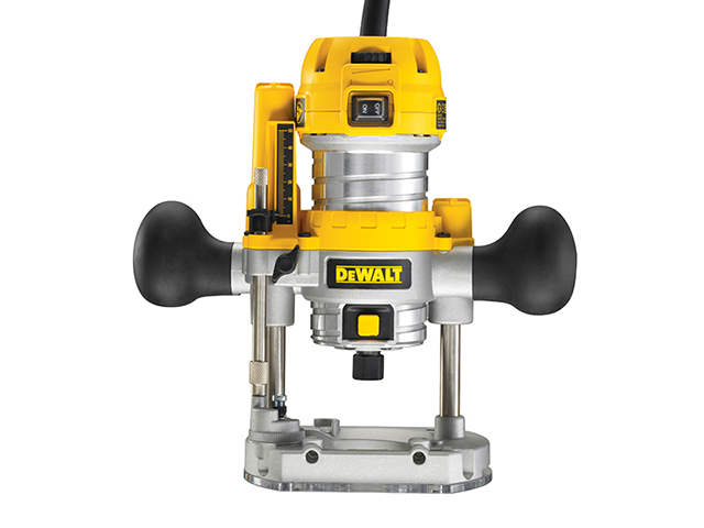 DEWALT D26203 1/4in Plunge Router Variable Speed 900W 240V DEWD26203