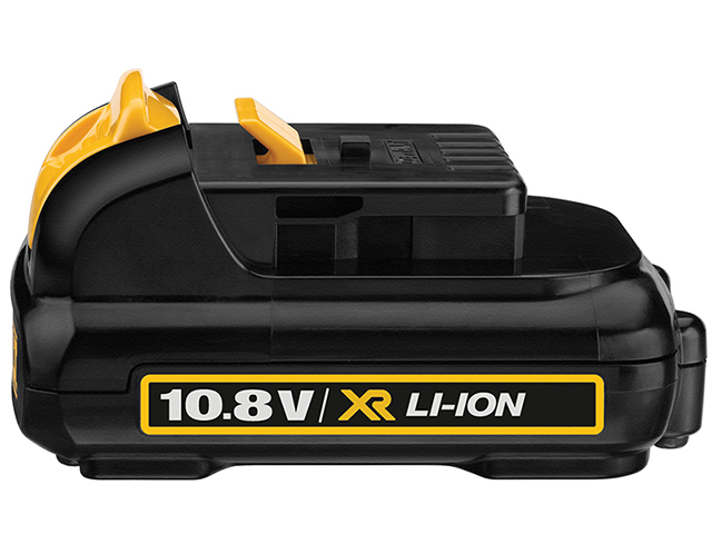 DEWALT DCB127 XR Slide Battery Pack 10.8V 2.0Ah Li-ion DEWDCB127
