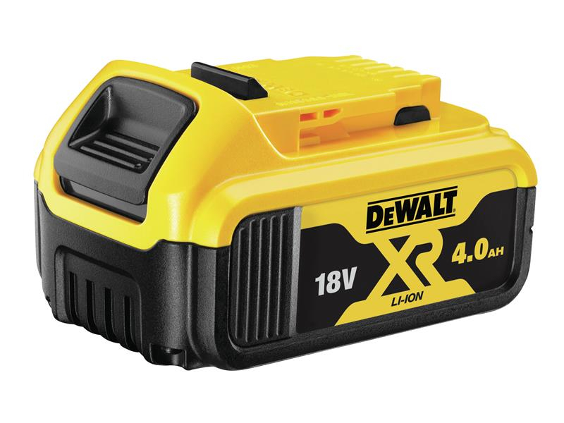 DEWALT DCB182 XR Slide Battery Pack 18V 4.0Ah Li-ion DEWDCB182