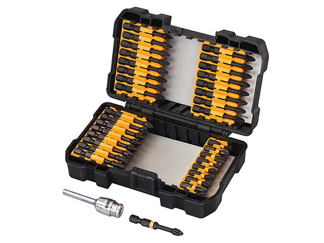 DEWALT DT70545T Extreme Impact Torsion 34 Piece Set DEWDT70545T