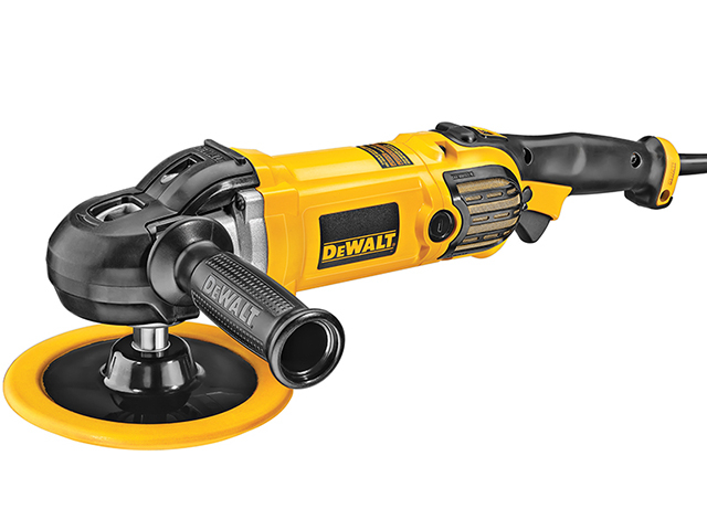 DEWALT DWP849X Variable Speed Polisher 1250W 240V DEWDWP849X