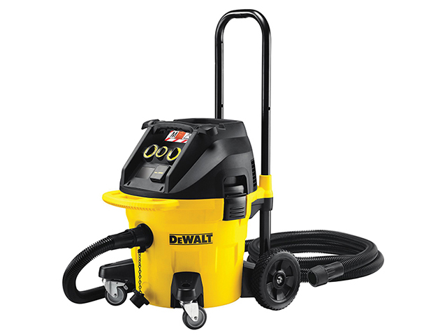 DEWALT DWV902M M-Class Next Generation Dust Extractor 1400W 240V DEWDWV902M