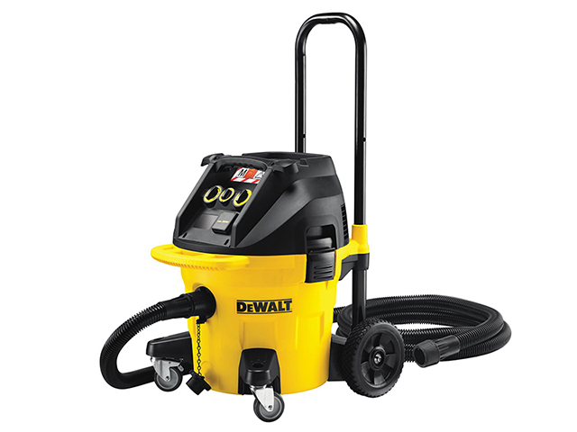 DEWALT DWV902M M-Class Next Generation Dust Extractor 1400W 110V DEWDWV902ML
