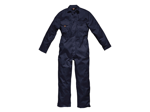 Dickies Redhawk Economy Stud Front Coverall L (44-46in) DIC4819LN
