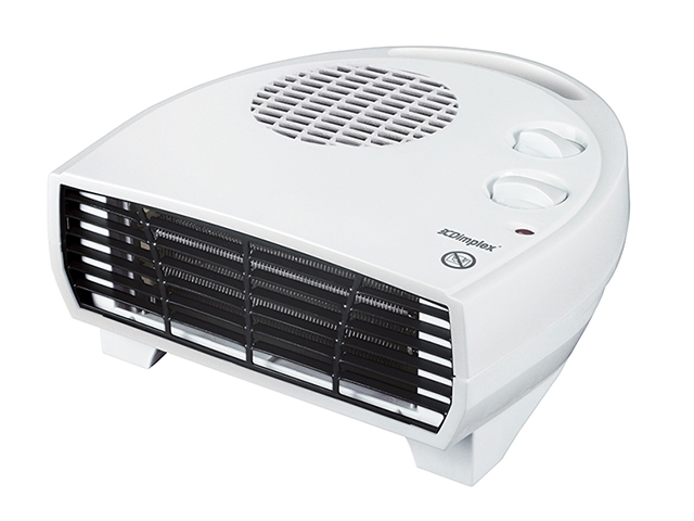 Dimplex Flat Fan Heater With Thermostat 3kW DIMDXFF30TSN