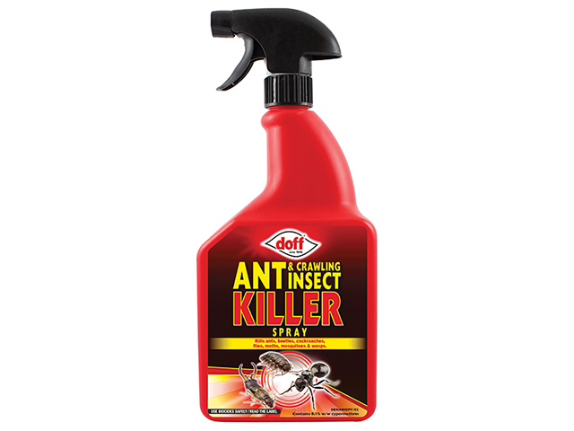DOFF Ant & Crawling Insect Spray 1 Litre DOFBHA00