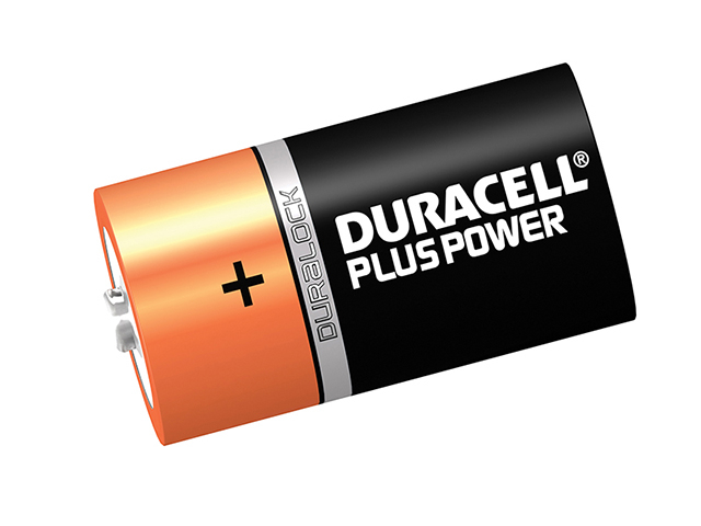 Duracell C Cell Plus Power Batteries Pack of 2 R14B/LR14 DURCK2P